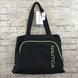 Nautica Catamaran 2 Unisex Travel Tote Canvas Bag